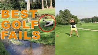 Worst Golf Swings | Best Golf Fails