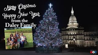 Merry Christmas and Happy New Year from Sen. Kevin Daley