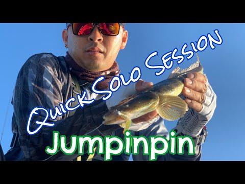Solo Fishing Trip - Jumpinpin