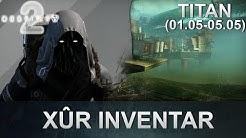 Destiny 2: Xur Standort & Inventar (01.05.2020) (Deutsch/German)