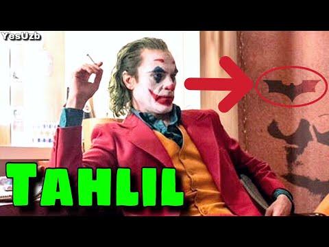 JOKER filmining Tahlili. Eng yaxshi film!