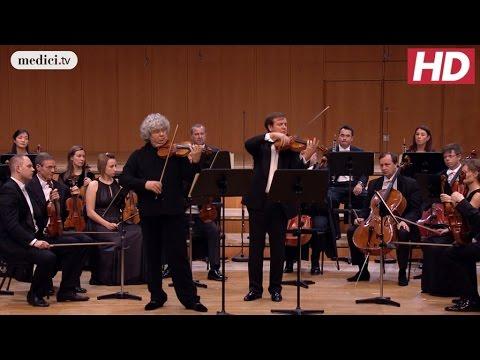 Nasturica & Afonkin - Sinfonia concertante for Violin, Viola and Orchestra - Mozart: MPHIL 360°