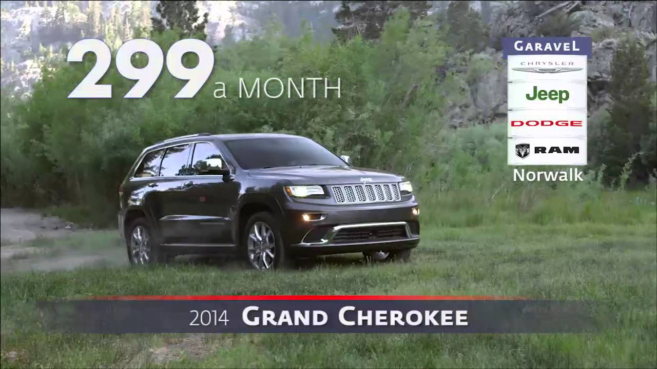 Garavel Chrysler Jeep Dodge Ram - YouTube