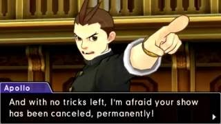 Phoenix Wright: Ace Attorney: Spirit of Justice - All English Breakdowns