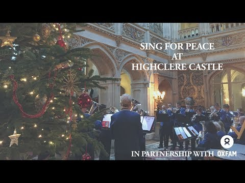 Sing for Peace at Highclere Castle 2017