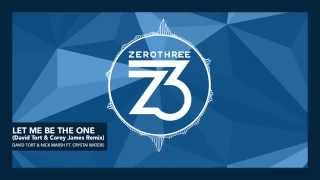 David Tort, Nick Marsh Ft Crystal Waters - Let Me Be The One (David Tort & Corey James Remix)
