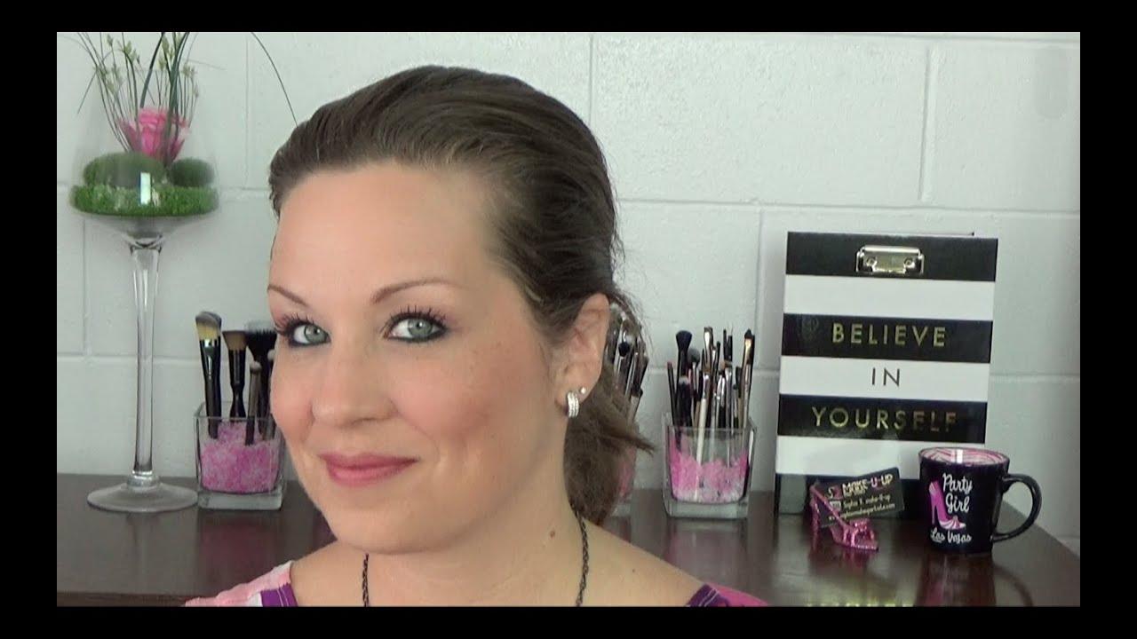 Maquillage ultra rapide pour les matins pressés au bureau! youtube