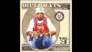 RARE OFFICIAL REMIX: The Diplomats - Hey Ma (Cam