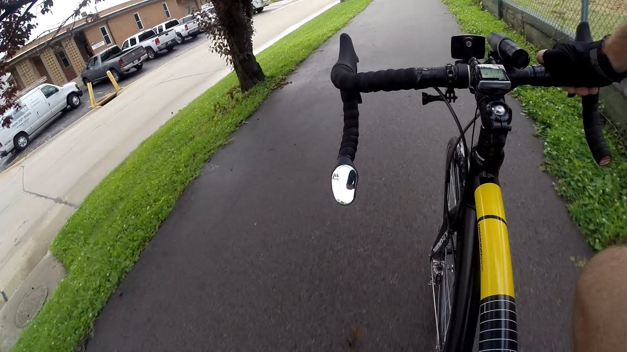 Sprintech Bicycle Mirror First Impressions Commuting Bike