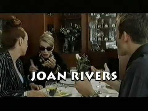 Unbelieveable!!! JOAN RIVERS Acting Reel - Must see!