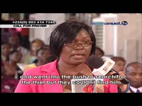 SCOAN Testimonies Gladys Morupisi, Owen Eru, Grace Emmanuel Otu, Rufina Agee