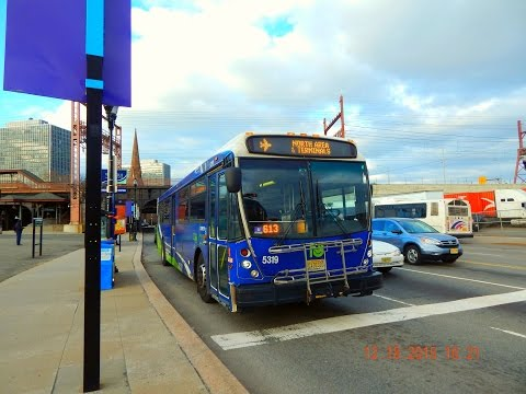 🚍/📹 New Jersey Transit: Bus Observations (December 2015) - Part 2/2