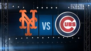 7/19/16: Rivera's 9th-inning RBI lifts Mets over Cubs