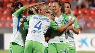 Highlights   UWCL   Atlético Madrid - VfL Wolfsburg