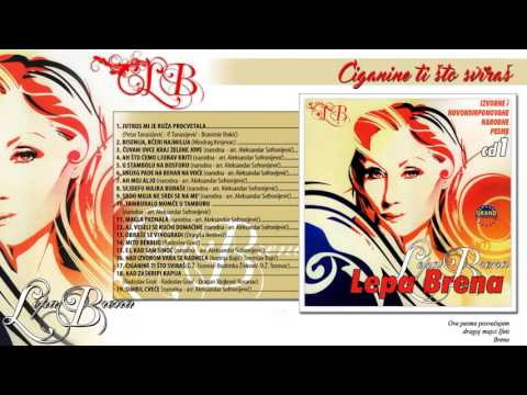 Lepa Brena - Ciganine ti sto sviras - (Official Audio 2013)