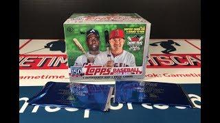 Gambar cover 2019 Topps Baseball Series 2 JUMBO Box Break