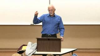 Marty Lobdell Last Lecture