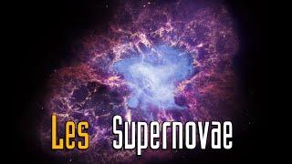 Supernovae et poussières d