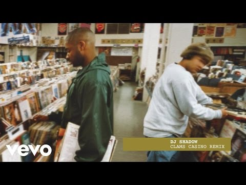 DJ Shadow - Stem Long Stem (Clams Casino Mix)