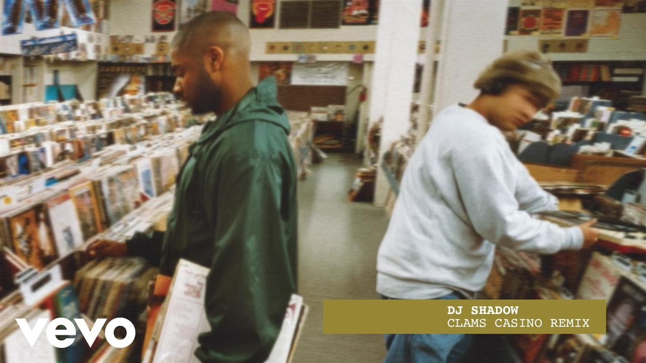 clams casino dj shadow