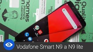 Vodafone Smart N9 a N9 lite (unboxing a první pohled)