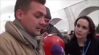 В Московском метро прошёл захватывающий квест