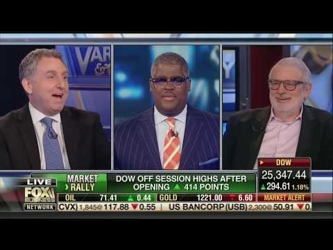 Stockman Warns: This Market Sell-off Is a 'Wake up Call, the Fantasy Is Ending'