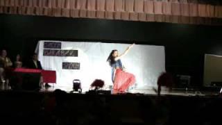 Barso Re performed by Anjali Mitra at the Bridgewater Saraswati Pujo