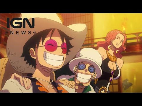 One Piece Live-Action TV Series Announced - IGN News