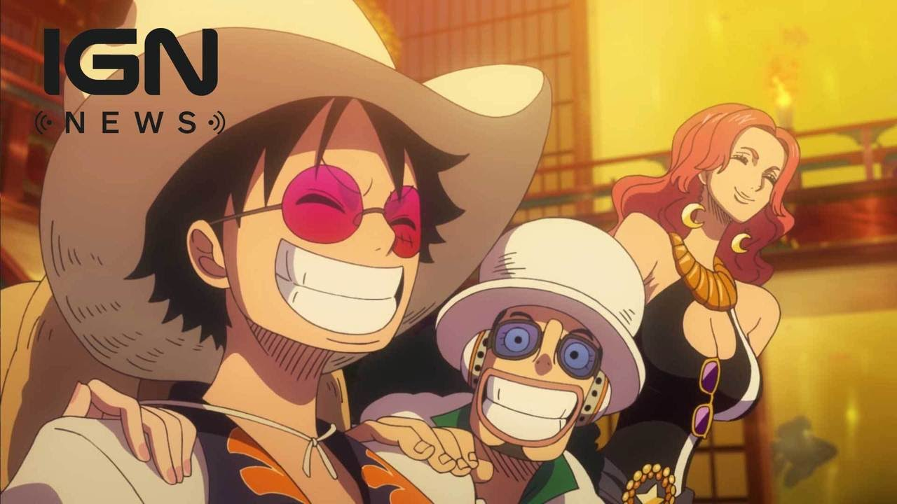 One Piece Live-Action TV Series Announced - IGN News - YouTube