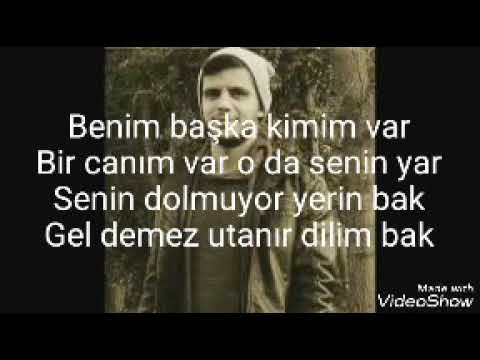 Bilal SONSES - Öpesim var lyrics