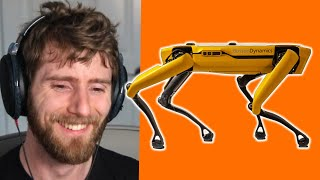 Why We Can't Buy a Boston Dynamics Spot Robot :/
