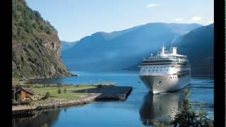 Морской круиз из Гамбурга по фьордам Норвегии в Англию 10 ночей(, 2017-01-03T19:22:22.000Z)