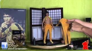 ENTERBAY BRUCE LEE - GAME OF DEATH REF. RM-1030 VIDEO REVIEW EN ESPAÑOL