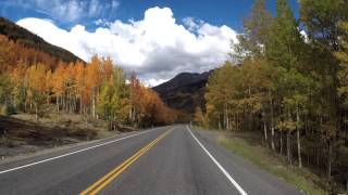Million Dollar Highway, Silverton to Ouray, Colorado, San Juan Skyway