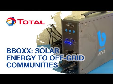 BBOXX: solar energy to off-grid communities | Sustainable Energy