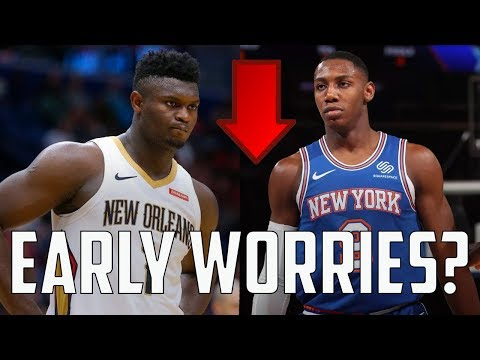 5 NBA Teams That Are ALREADY Regretting Their 2019 Draft Selection…