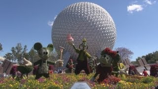 Epcot SPACESHIP EARTH Full on-ride HD focused vocal track Future World Disney World (Pandavision)