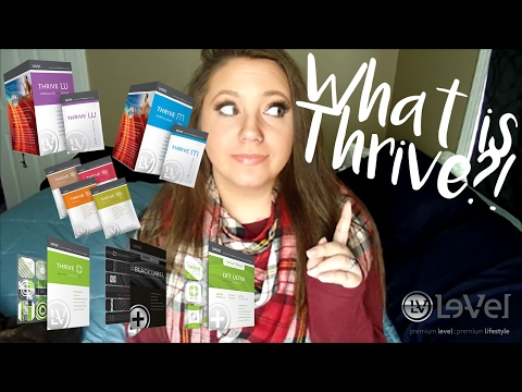 What Is Thrive (in under 6 minutes)?!