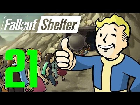 FALLOUT SHELTER #21 : Buying Mr Handy(s)