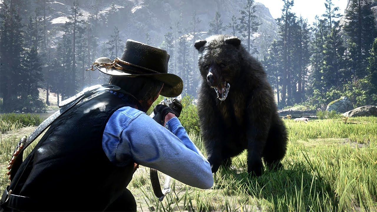 Red Dead Redemption 2 PC - Epic & Funny Ragdoll Moments Vol.85 [4K/60FPS]