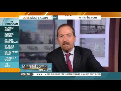 Chuck Todd: Susan Rice to Outline a Foreign Policy Strategy 'That Doesn't Seem to Exist'