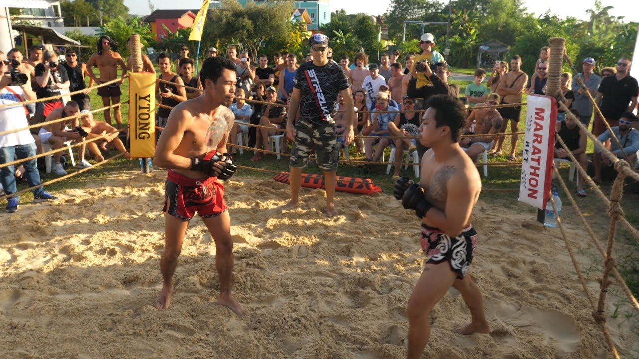 THAI WARRIOR vs Muay Thai Fighter