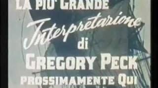 MOBY DICK LA BALENA BIANCA (1956) Regia di John Huston - Trailer Cinematografico
