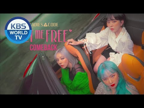 LADIES' CODE (레이디스 코드) - SET ME FREE [Music Bank COMEBACK / 2019.10.11]