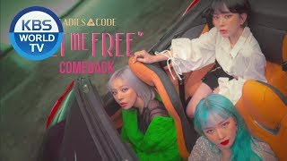 LADIES' CODE (레이디스 코드) - SET Me FREE [Music Bank / 2019.10.1…