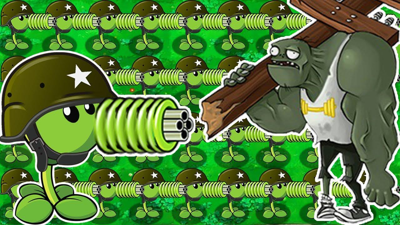 Plants vs. Zombies 2 El poder de cada planta contra zombis (Juego de Ordenador) - Parte 2