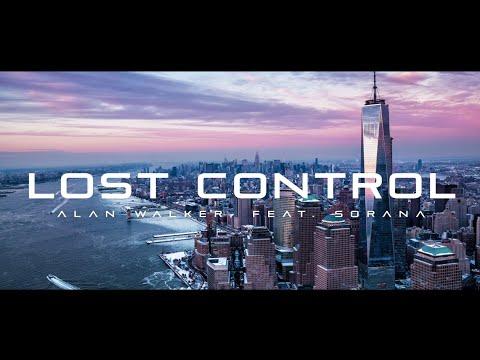 Alan Walker - Lost Control (feat. Sorana) (Official Music Video)