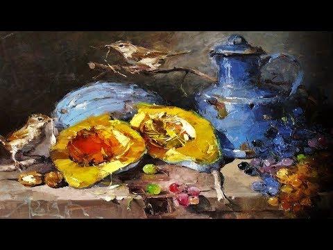 Творчество художника Александра Януты