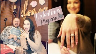 EARLY VALENTINES DAY PROPOSAL! ♥️MY SISTERS ENGAGEMENT STORY!